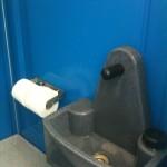 mit (!) Handwaschbecken...