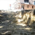 Alles voller Sand...