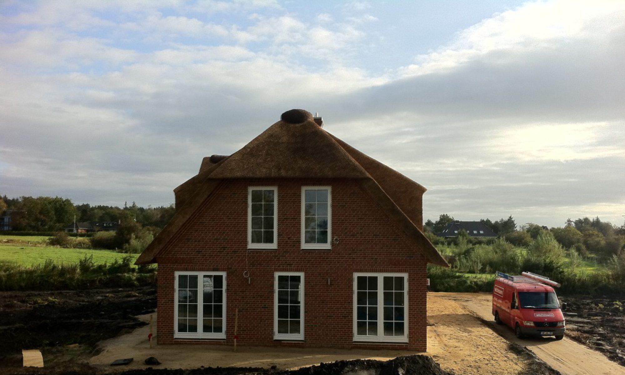 Wir bauen ein Haus! Das Bautagebuch!